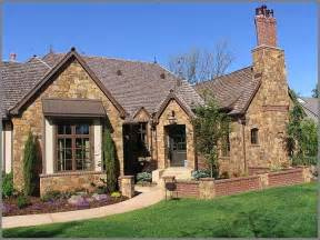 Country Cottage Designs French Country Cottage Traditional Exterior Oklahoma