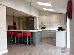 somerset benchmarx site kitchen supplied by benchmarx leek shaker cabinets are a