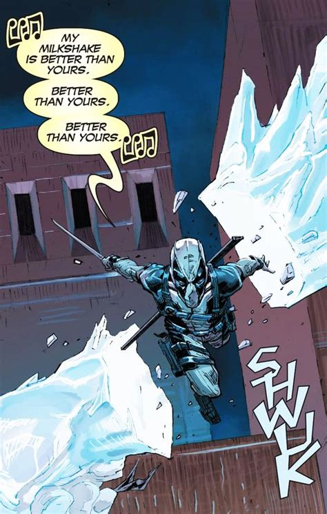 uncanny x force by rick deadpool in uncanny x force 16 written by rick remender art by jerome opena and dean white