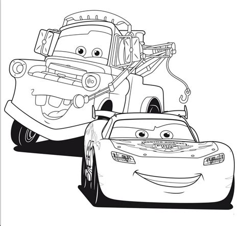 car coloring page pdf cars coloring pages best coloring pages for kids