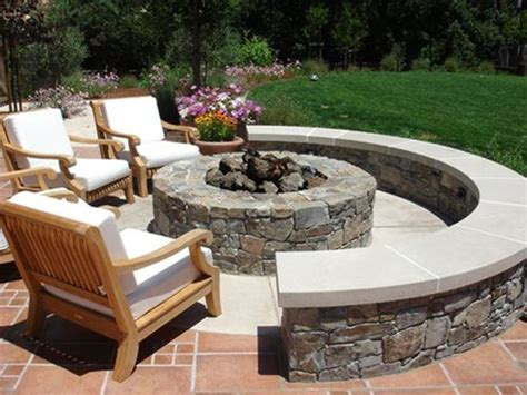 backyard firepit ideas outdoor fire pit design ideas landscaping network