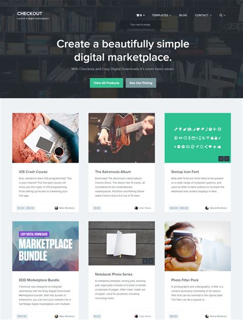 theme wordpress electronic 15 best wordpress themes for selling digital products