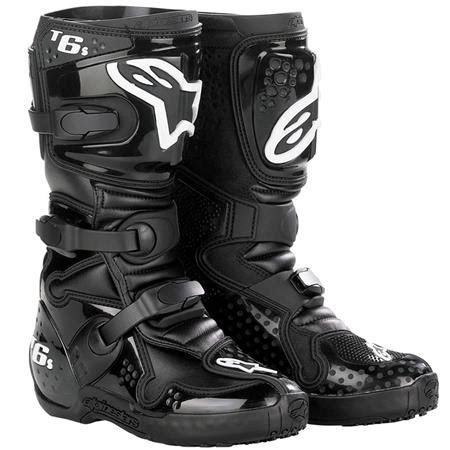 youth motorcycle boots alpinestars youth tech 6s motorcycle boots bikebandit com