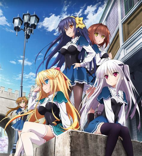 anime news network absolute duo tv anime news network