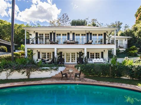 faye resnick house real housewife faye resnick sells hollywood hills showplace aol finance