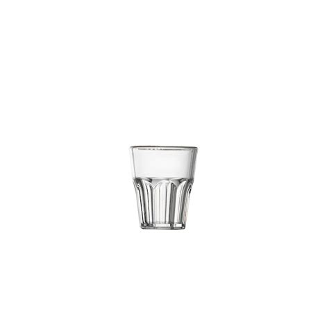 bicchieri policarbonato bicchiere policarbonato granity 4 cl 109949 rgmania