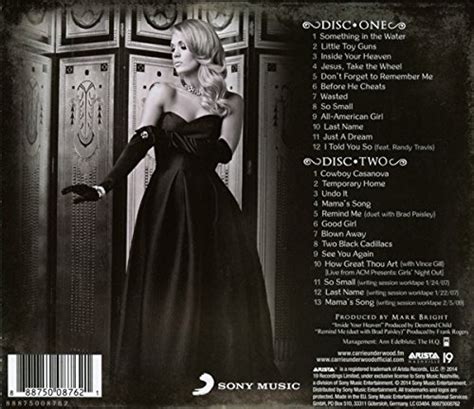 taylor swift greatest hits cd carrie underwood greatest hits decade 1 audio cd 12