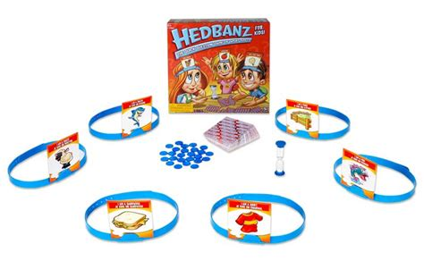 Hedbandz For hedbanz edition may vary toys