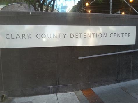 Search Clark County Clark County Detention Center Search For Inmates 702 608 2245