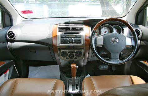 Panel Wood Livina Nissan Grand Livina 1 8 Auto Review Comparison With