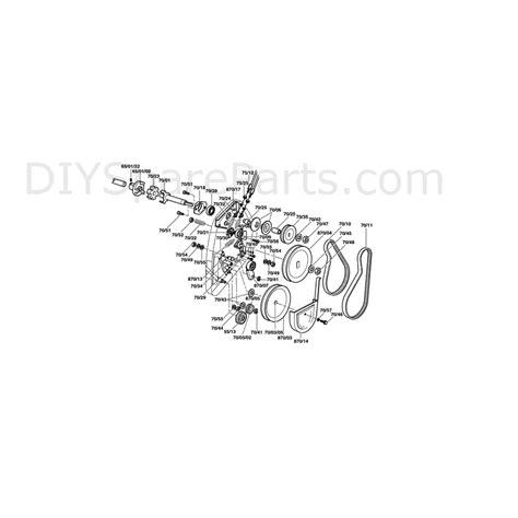qualcast classic 35s parts diagram qualcast classic 35s f016305542 parts diagram page 4