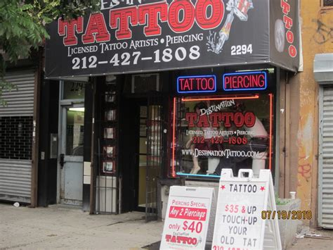 tattoo shops upstate ny destination and piercing new york ny shop opening