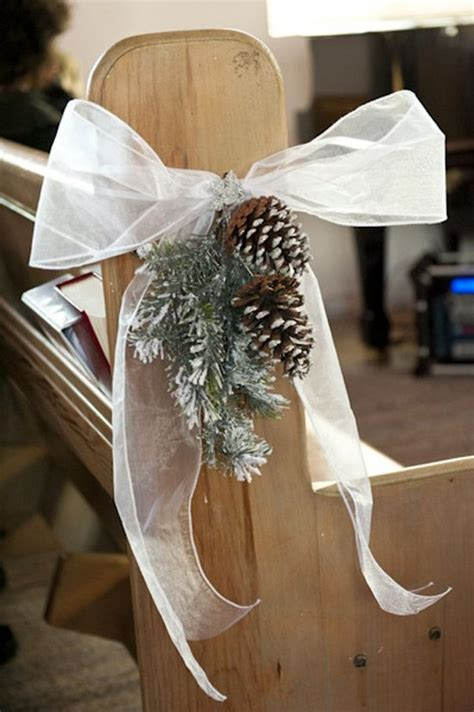 winter wedding aisle decorations 25 budget friendly rustic winter pinecone wedding ideas