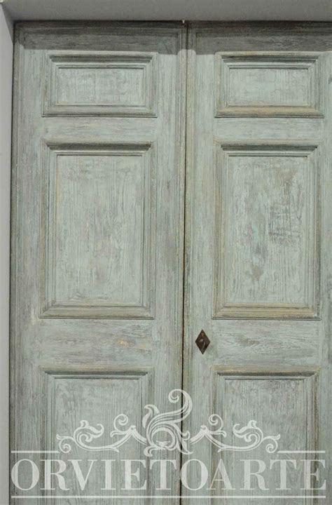 porte country chic orvieto arte porta in stile shabby chic