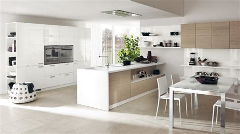 open kitchens contemporary kitchens for large and small spaces