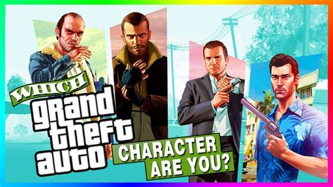 gta quiz which grand theft auto character are you quiz