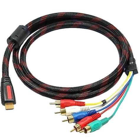 hdmi cable to component hdmi to component cable 1 5 meter groothandel xl