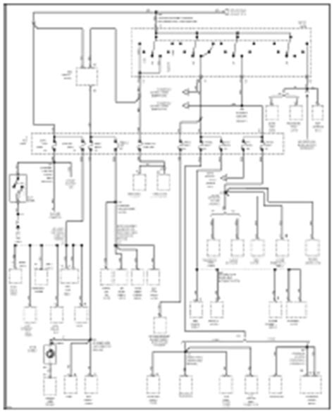 1997 Ford Expedition Air Conditioning Electrical Circuit