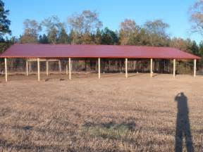 metal pole barn trusses need metal 40x84x10 pole barn with metal trusses 408410