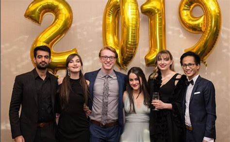 Ivey Mba Class Of 2019 by Cems Club Canada Executive Team Get To Them Ivey Msc