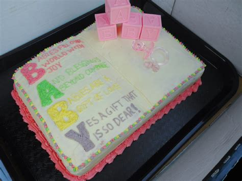 Book Baby Shower Cake by Baby Shower Open Book Cake Confessions Of A Confectionista