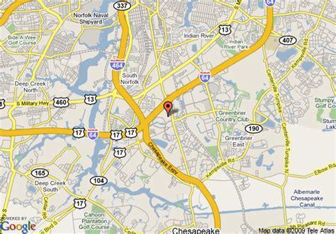 Comfort Suites Greenbrier Map Of Savannah Suites Chesapeake Chesapeake