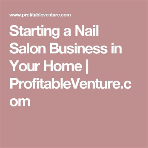 starting a business from home best 25 hair salon business plan ideas on pinterest
