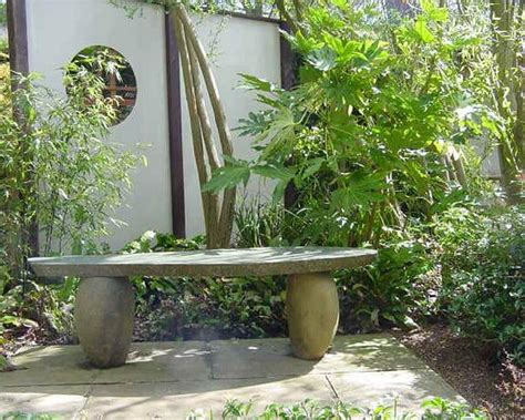 japanese stone bench natural japanese stone bench build a japanese garden uk