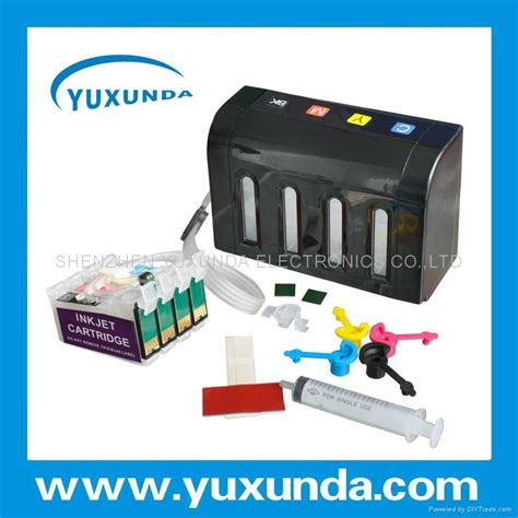 Printer Epson T11 continous ink supply system ciss for epson t13 t11 tx100 t40w tx209 yxd ciss yxd china