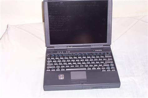 Laptop Apple Pentium 4 gateway 2200 pentium mmx 166 mhz 48 mb ram imagine41