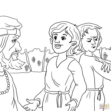 parable free coloring pages