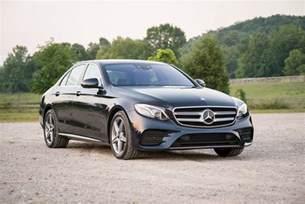 E300 Mercedes 2017 Mercedes E300 4matic 30 Day Test Verdict