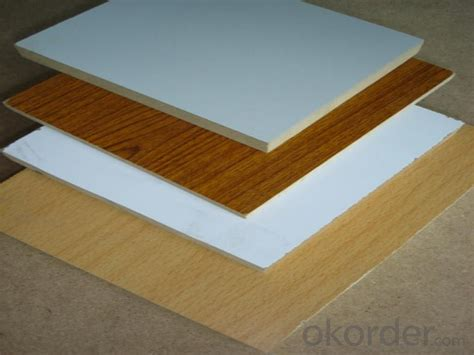 buy melamine mdf board low price standard size melamine