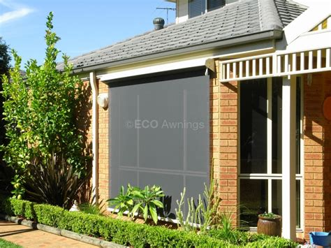 Drop Awnings by Drop Awnings Roll Up Awnings Eco Awnings