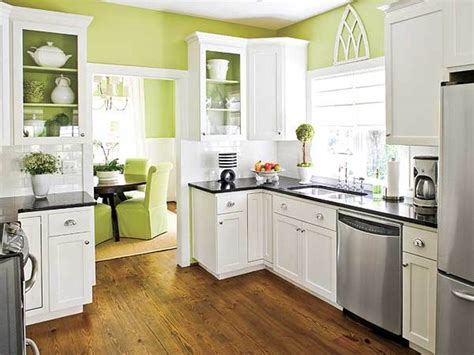 What Color To Paint Kitchen With White Cabinets Diy Painting Kitchen Cabinets White Home Furniture Design