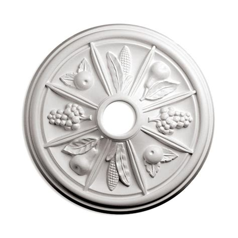 Focal Point Ceiling Medallions by Focal Point 24 In Kaitlyn Ceiling Medallion 82224 The Home Depot