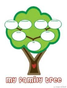 family tree template for kindergarten 108 best images about family tree template on