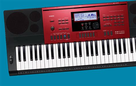 Keyboard Casio Ctk 6250 casio high grade keyboards ctk 6250