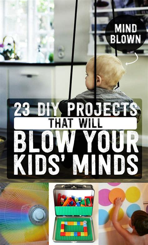 diy projects for kids 23 diy projects that will blow your kids minds