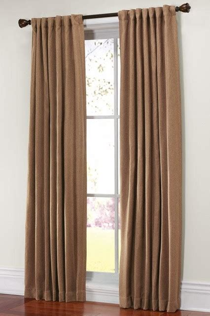 martha stewart panel curtains martha stewart living thermal tweed drapery panel