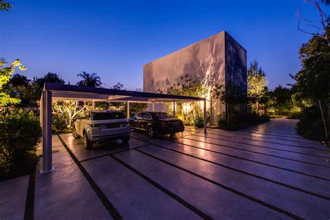 Cool Garages Pictures unique contemporary villa 29 homedsgn
