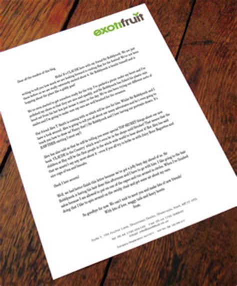 business letterhead sole trader the right letterheads can make a difference
