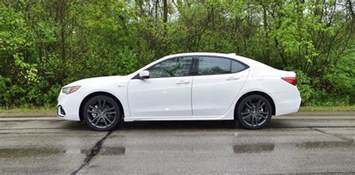 Acura Tlx Spec 2018 Acura Tlx A Spec Sh Awd Drive 42