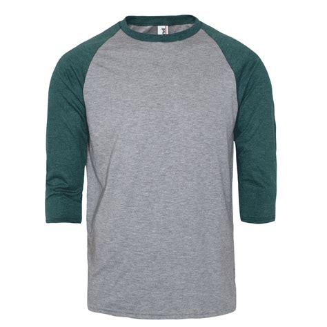 Kaos Raglan Inside Out 12 anvil 3 4 arm raglan shirt grau gr 252 n kaufen bei spirit