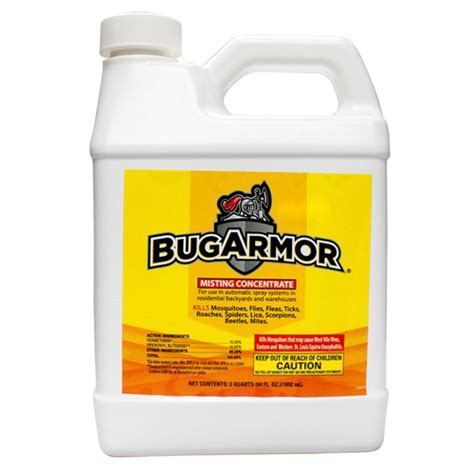 Barn Refill Mites O 500ml bugarmor 174 fly mosquito insecticide refill equine barn accessories ramm fence is
