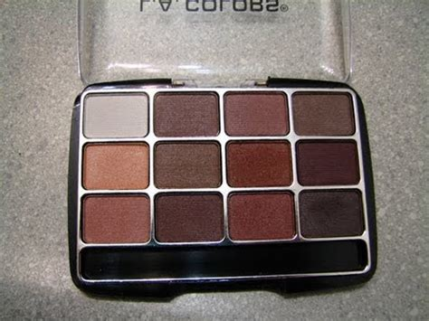 la colors eyeshadow traditional quot tutorial on eyeshadow from la colors