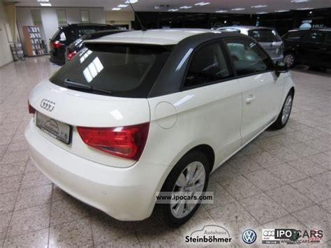 Audi A1 E10 by 2011 Audi A1 Ambition 1 4 Tfsi 122ps Climatronic Car