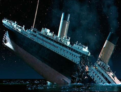 titanic film vs reality hundimiento del titanic segundo a segundo y en tiempo
