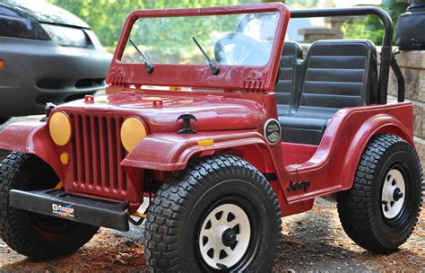 jeep power wheels for solidworks stratasys put the pow back in power wheels