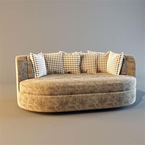 armani couch armani casa turandot 3d model max fbx cgtrader com